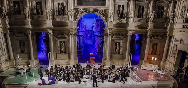 Vicenza: al via la XXIII edizione delle Settimane musicali al Teatro Olimpico