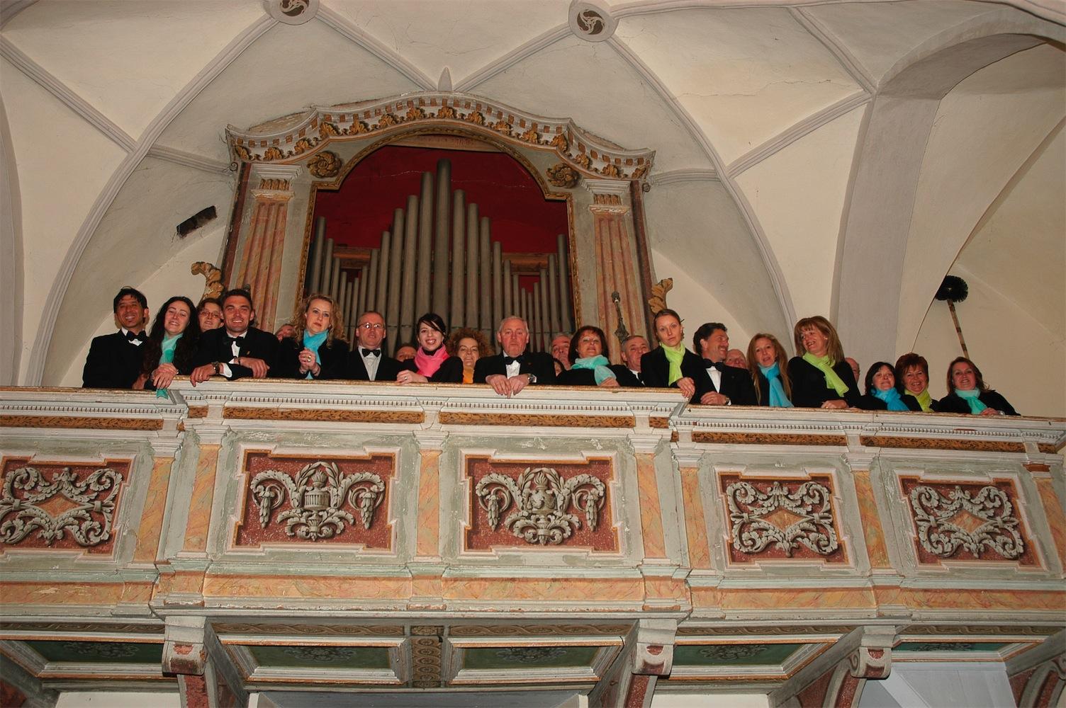 Polifonie organistiche e corali al Santuario della Madonna Pellegrina