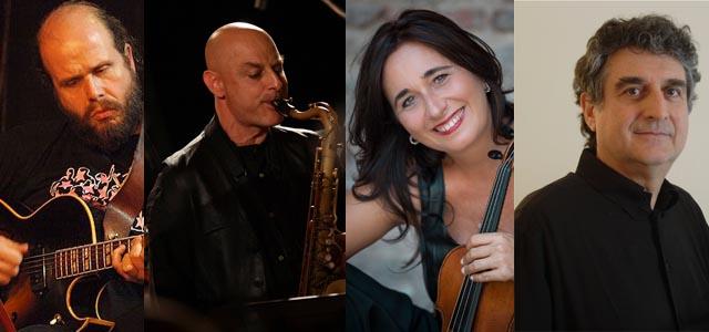 """""""Musica dall'aria…musica dalla terra"""": quattro  interpreti per un evento speciale"""