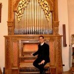 Stefano Rattini, organo