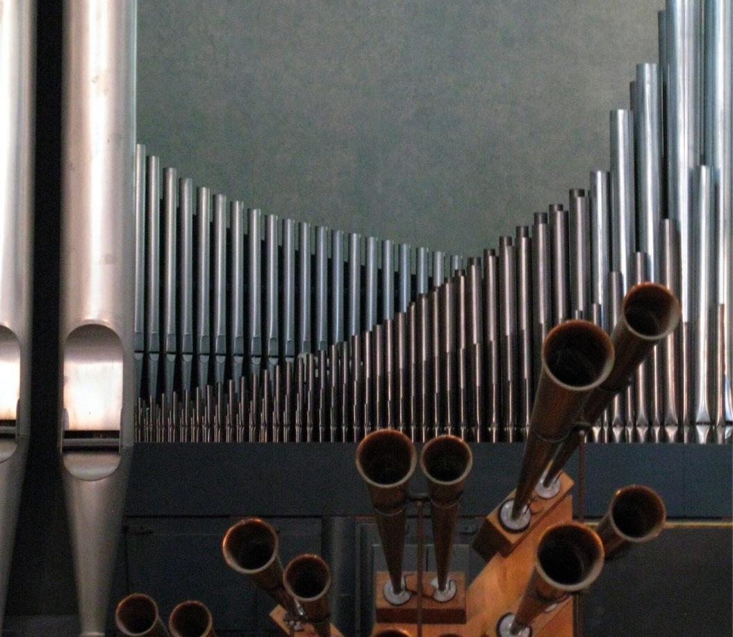 Fantasie per organo solo tra Bach e Franck al Santuario della Madonna Pellegrina.