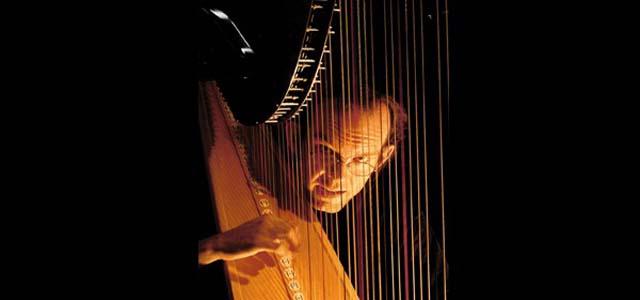 Un'arpa in jazz per Musikè