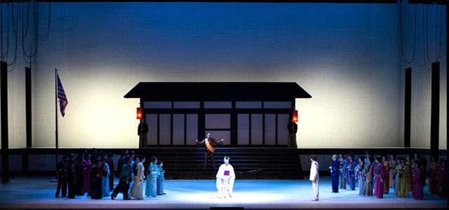 Madama Butterfly di Giacomo Puccini al Teatro Verdi di Padova