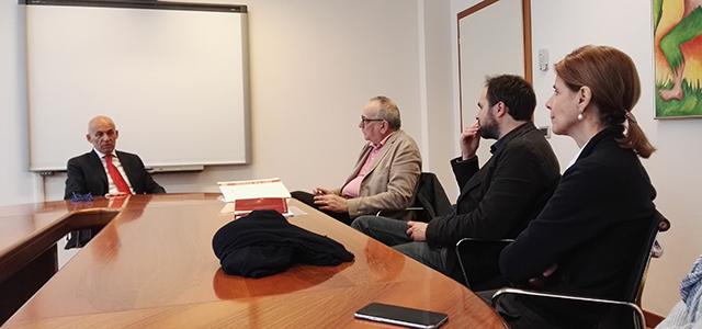 L'Unione Interregionale Triveneta AGIS incontra a Trento l'Assessore alla Cultura Mellarini.