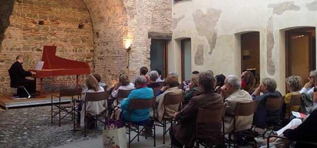 Appuntamento in musica nella Casa della Rampa Carrarese con il Trio dell'Arcimboldo