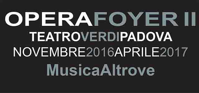 Opera Foyer II – MusicaAltrove