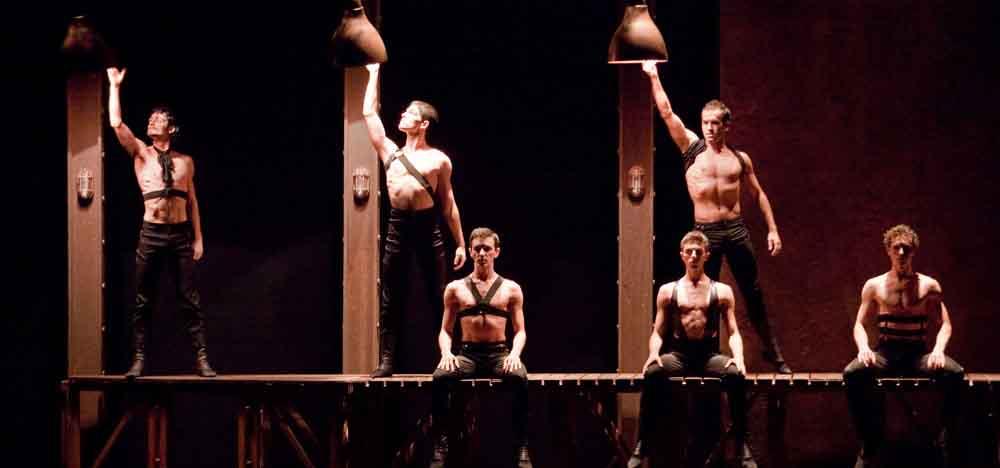 Musikè conclude la sua quinta edizione con l'Otello del Balletto di Roma