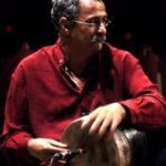 Mohssen Kasirossafar_zarb, canto, voce narrante