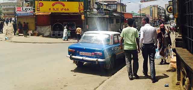 La mia Etiopia. Appunti disordinati di un volontario