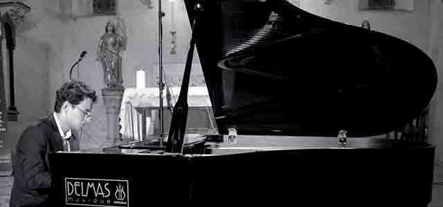 Trionfi in Francia per il giovane pianista Axel Trolese tra concorsi e concerti
