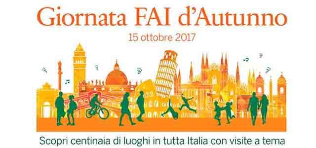 Giornata FAi d'Autuno. Gli appuntamenti in Veneto