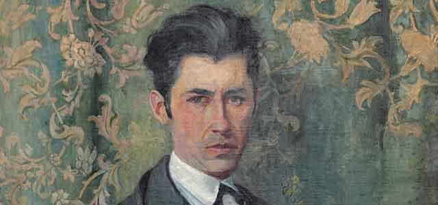 """In mostra a Venezia le opere di Vangjush Mio """"poeta del paesaggio albanese"""""""