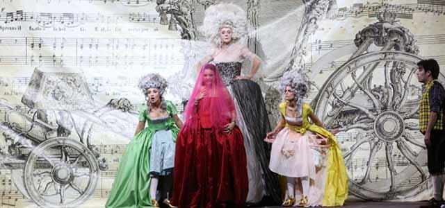 La Cenerentola di Gioachino Rossini per la Stagione Lirica di Padova