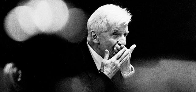 L'OPV dedica il concerto conclusivo della Stagione a Peter Maag