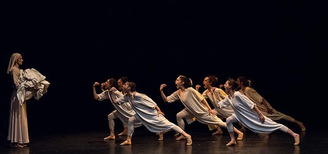 Musikè porta a Badia Polesine la danza contemporanea di Eko Dance Project