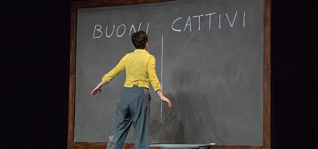 """La """"pedagogia nera"""" di Antonella Questa in scena a Musikè"""