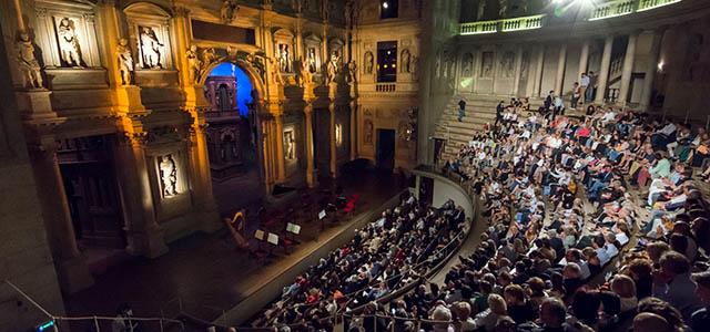 Settimane Musicali al Teatro Olimpico. Sospesa la XXIX edizione.