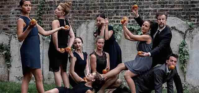La giocoleria poetica di Gandini Juggling per Musikè