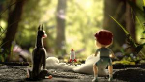 """A Tiny Tale"" (Francia 2020) di Sylvain Cuvillier"