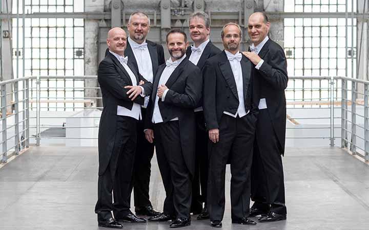 Gli Italian Harmonists a Musikè rendono omaggio a Caruso
